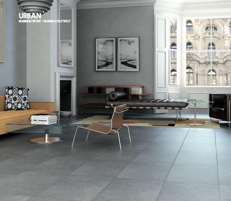 Boden Und Wandfliesen Terrasse Urban Grau 56 5x56 5 Cm