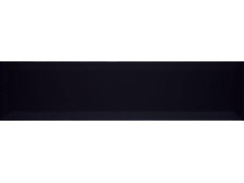 tube negro matt cm u bahn fliesen wandfliesen metro. Black Bedroom Furniture Sets. Home Design Ideas