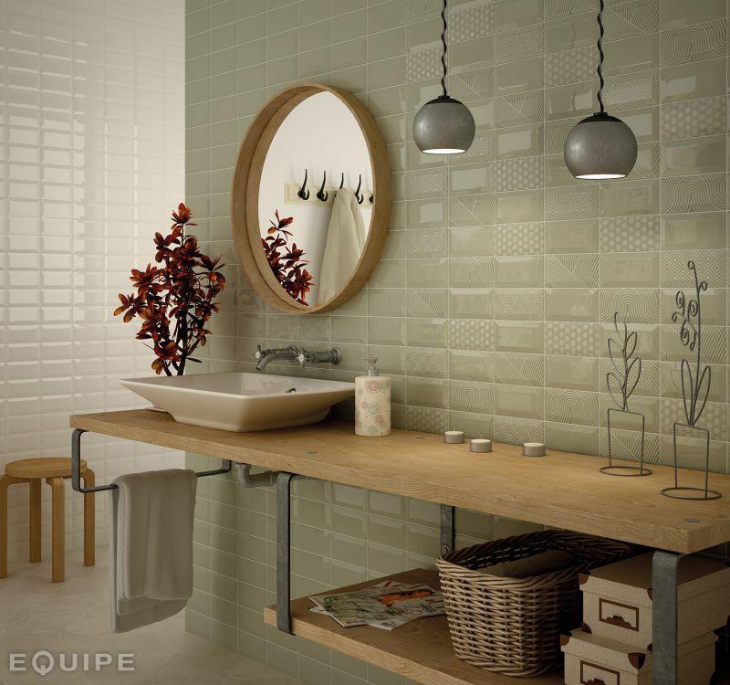 U-bahn Fliesen Badezimmer | Möbelideen Badezimmer Fliesen Matt
