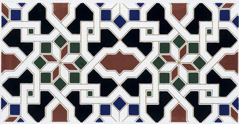 Simple Wir Finden Den Einfluss Der Stil Und Sagte Oriental Maurische Zellig  With Fliesen Spanischer Stil