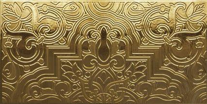 boden und wandfliesen oriental layal gold base 14x28. Black Bedroom Furniture Sets. Home Design Ideas