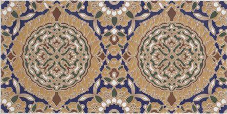 Boden und wandfliesen oriental moscow base 14x28 cm - Fliesen orientalisch ...