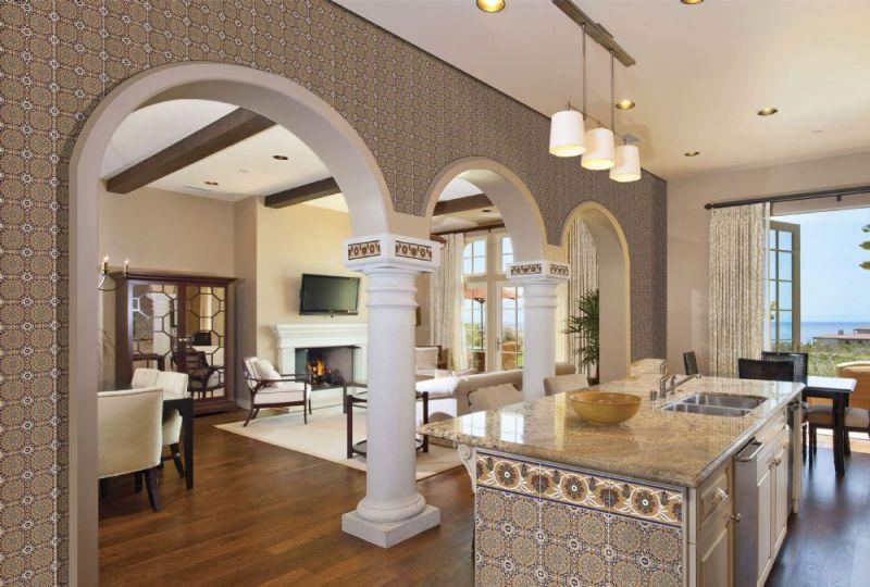 boden und wandfliesen oriental moscow base 14x28 cm orientalische fayence fliesen. Black Bedroom Furniture Sets. Home Design Ideas