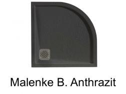 duschwanne 80 cm duschwanne mit einer l nge von 80 x70. Black Bedroom Furniture Sets. Home Design Ideas