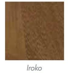 badm bel waschbecken handwaschbecken meubles sdb m bel badezimmer toilette 120 cm iroko. Black Bedroom Furniture Sets. Home Design Ideas