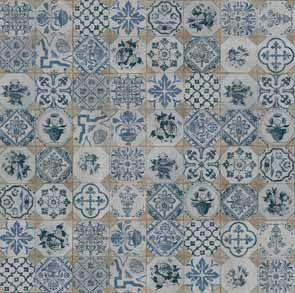 boden und wandfliesen aspect cx ciment retro azul. Black Bedroom Furniture Sets. Home Design Ideas