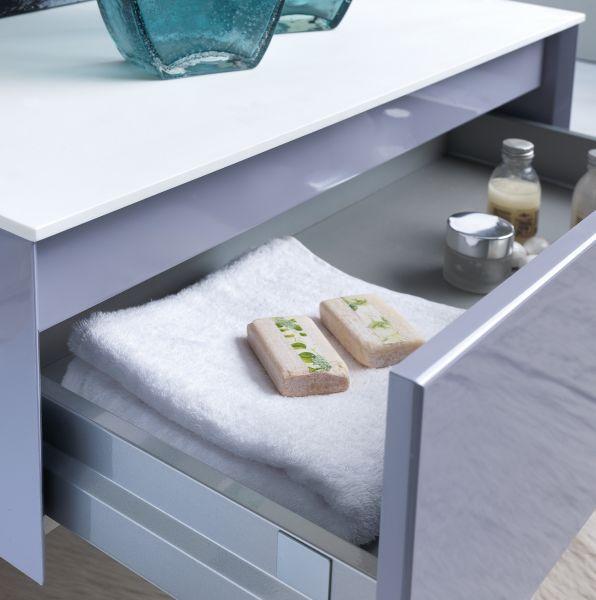 badm bel waschbecken handwaschbecken meuble sdb badezimmer m bel 180 cm versetzt zwei. Black Bedroom Furniture Sets. Home Design Ideas