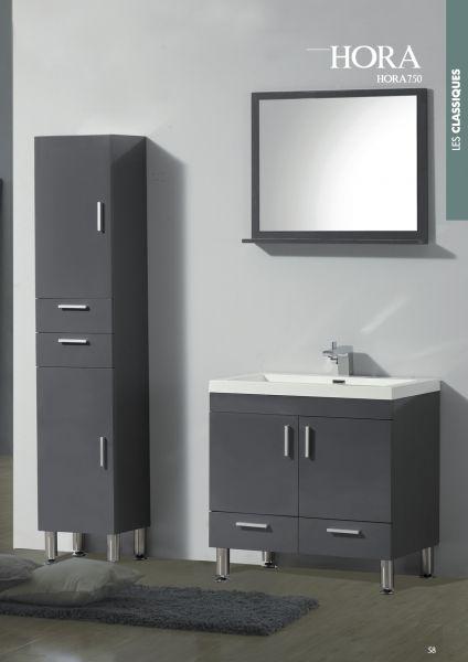 Badmöbel - Waschbecken - Handwaschbecken Meubles SDB ...