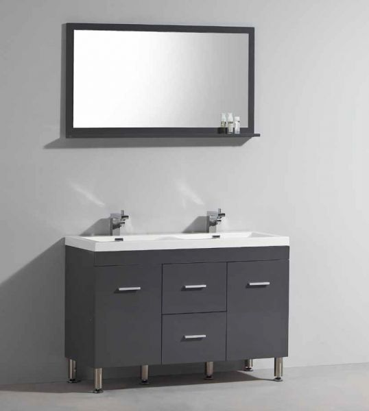 badm bel waschbecken handwaschbecken meuble sdb badezimmerm bel f e mit. Black Bedroom Furniture Sets. Home Design Ideas