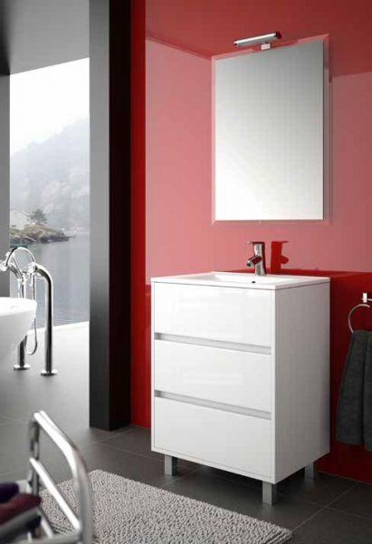 Fabulous Badmöbel - Waschbecken - Handwaschbecken Meubles SDB - Badmöbel  DL43