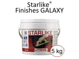 Anti-Säure Epoxidmörtel Starlike Finishes GALAXY  Litokol 5 kg