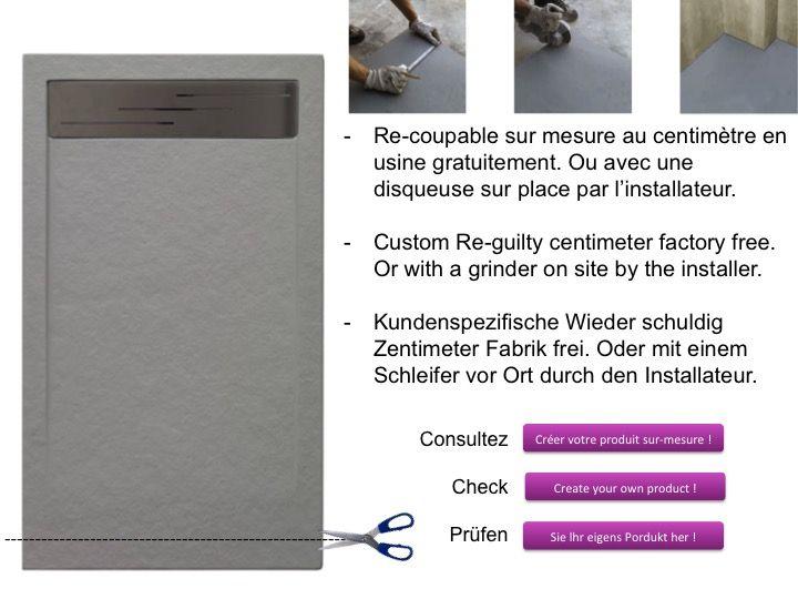 Duschwanne flach preis  Duschwanne Flach 100 X 120: Schulte duschwanne bei badfaszination.