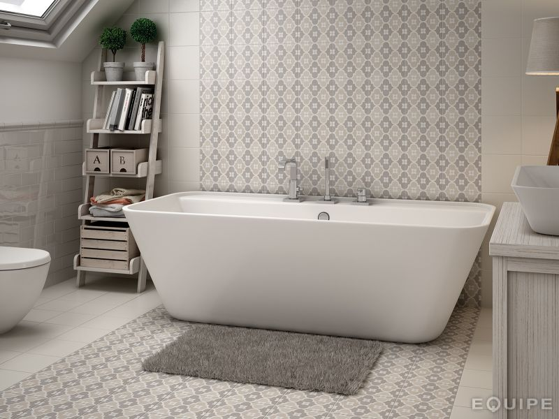 Stunning Carrelage Salle De Bain Art Deco Contemporary - Design ...