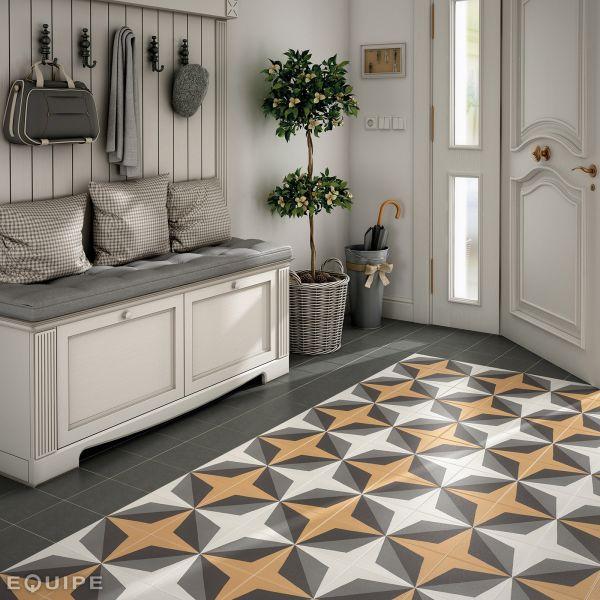 boden und wandfliesen aspect cx ciment art deco 9. Black Bedroom Furniture Sets. Home Design Ideas