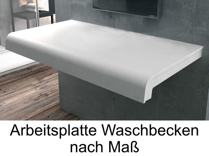 waschbecken plan vasque feste oberfl che in der lage plan f r badezimmer waschbecken arbeiten. Black Bedroom Furniture Sets. Home Design Ideas