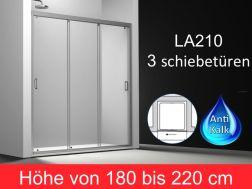 duschabtrennung 140 cm verkauf von duschabtrennungen 140x180 140x185 140x190 140x195. Black Bedroom Furniture Sets. Home Design Ideas