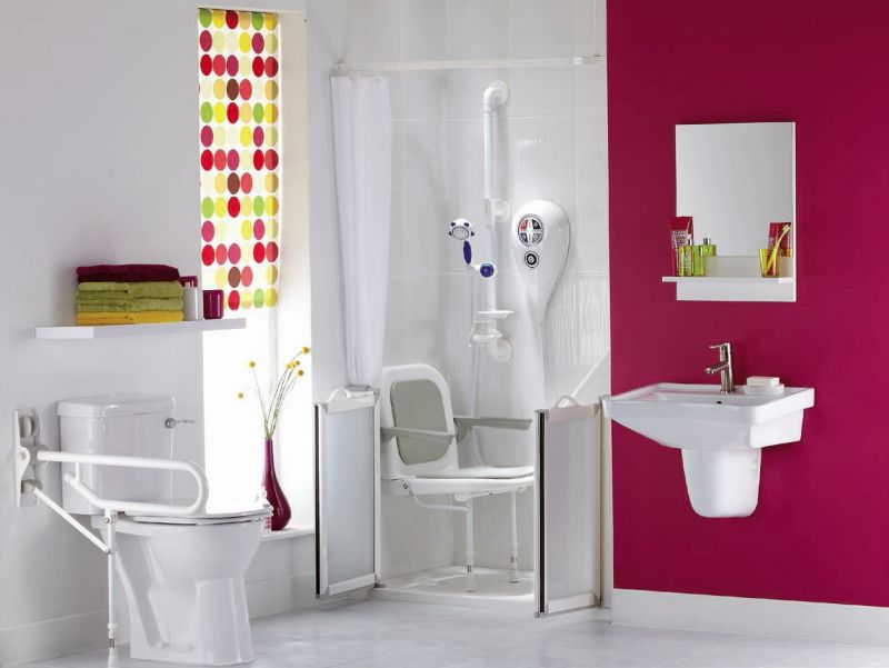 heizk rper beheizter handtuchhalter pmr accessoires breite gepolsterte sitz dusche u serie. Black Bedroom Furniture Sets. Home Design Ideas