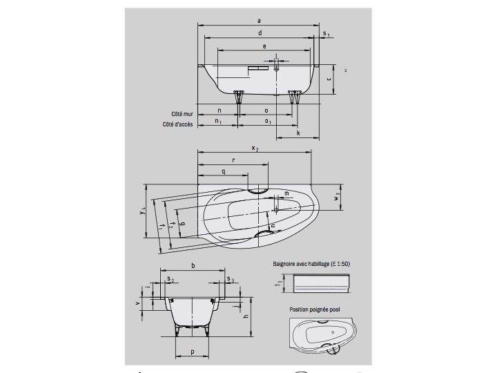badewannen aus stahl email heimdesign innenarchitektur. Black Bedroom Furniture Sets. Home Design Ideas