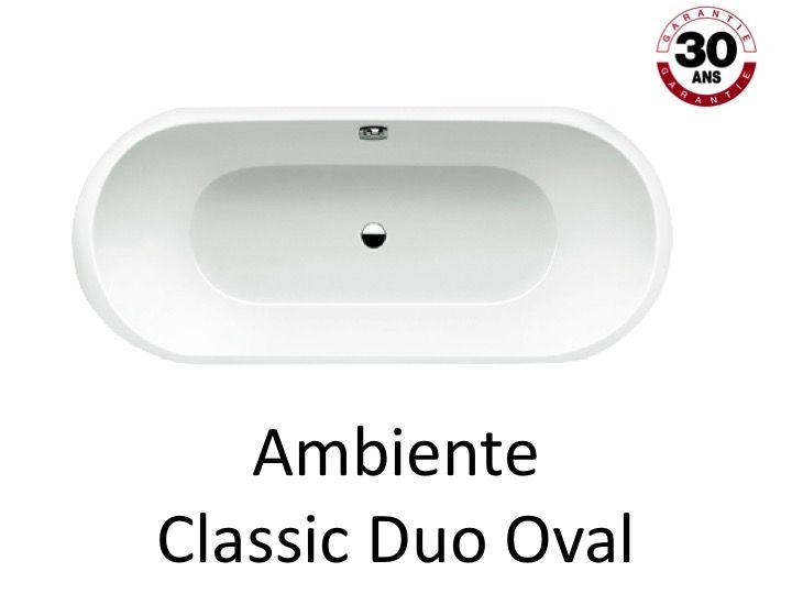 Super Badewannen Longueur 180 - Badewanne 180 x 80 cm, Stahl-Email  PS09