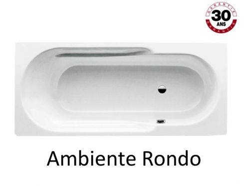 heizk rper beheizter handtuchhalter baignoires badewanne 170 x 75 cm stahl email kaldewei. Black Bedroom Furniture Sets. Home Design Ideas
