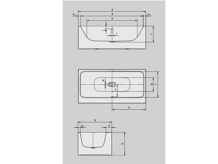 Badewannen Stahl Email Preisvergleich : Badewanne 180 x 90 cm, aus Kaldewei Stahl-Email, AVANTGARDE SCHRÄG ...