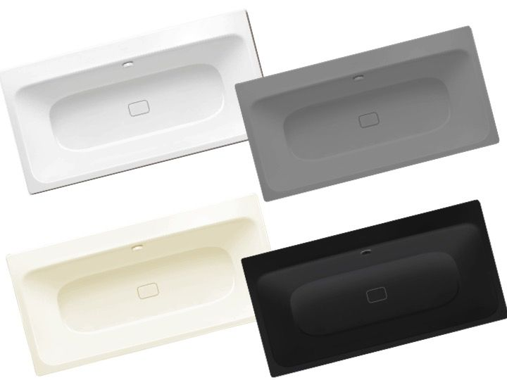heizk rper beheizter handtuchhalter baignoires badewanne 180 x 90 cm aus kaldewei stahl. Black Bedroom Furniture Sets. Home Design Ideas