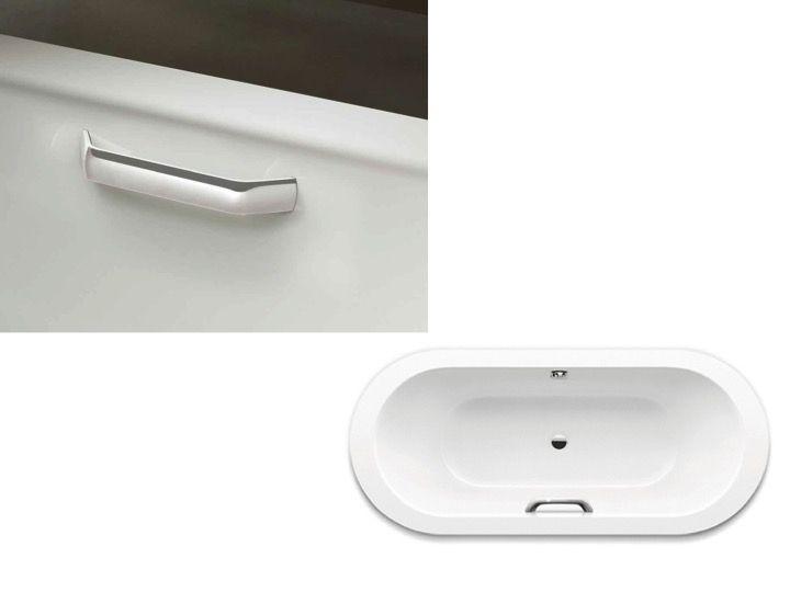 heizk rper beheizter handtuchhalter baignoires design griff f r badewanne kaldewei. Black Bedroom Furniture Sets. Home Design Ideas