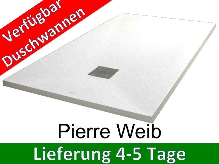 Duschwanne Longueur 105 - Duschwanne 105 cm, Harz, klein dimension ... | {Duschwanne flach preis 75}