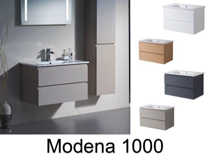 Badmöbel - Waschbecken - Handwaschbecken Meuble SDB ...