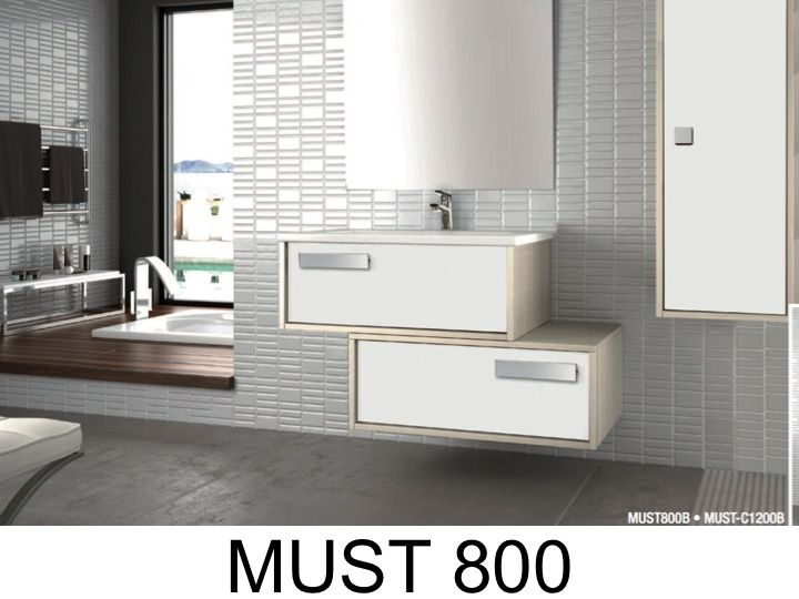 badezimmerm bel 80 cm breit icnib. Black Bedroom Furniture Sets. Home Design Ideas