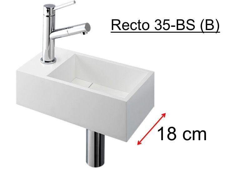 Badmöbel Waschbecken Handwaschbecken Handwaschbecken