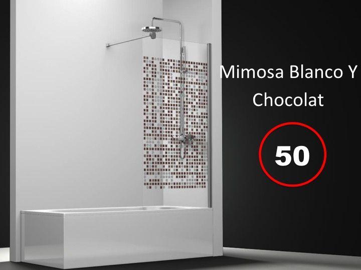 duschabtrennungen longueur 50 fester badewannenschirm 50 x 150 cm zu messen sicherheitsglas. Black Bedroom Furniture Sets. Home Design Ideas