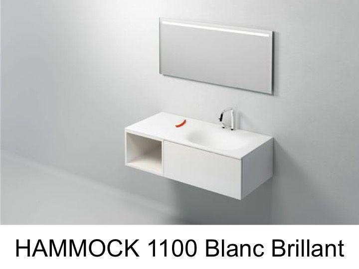 badmöbel - waschbecken - handwaschbecken meubles sdb, Badezimmer