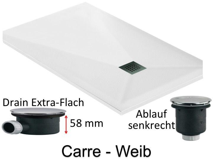 duschwanne longueur 200 extra flache duschwanne 200 cm. Black Bedroom Furniture Sets. Home Design Ideas