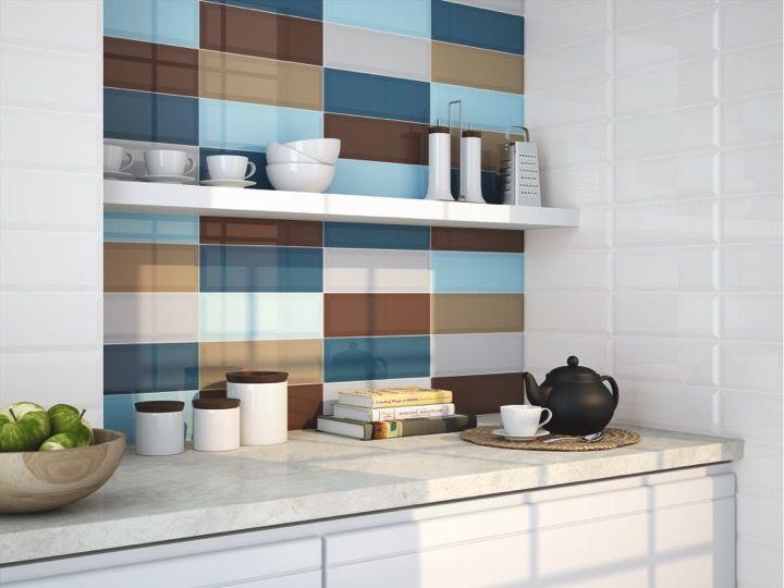 Carrelages Mosaiques Et Galets Metro Metro 10x30 Loft Blanco