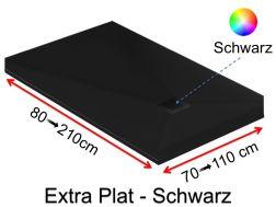 verkauf von design duschwanne duschwanne l nge 65x150 70x150 75x150 80x150 85x150 90x150. Black Bedroom Furniture Sets. Home Design Ideas