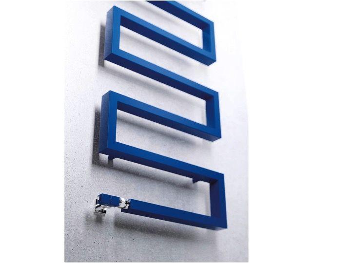 Heizkörper, beheizter Handtuchhalter 500 Watt - Designer Warmwasser ...