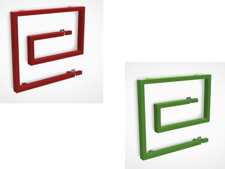 heizk rper beheizter handtuchhalter 200 watt 230 watt design elektrische handtuchhalter. Black Bedroom Furniture Sets. Home Design Ideas