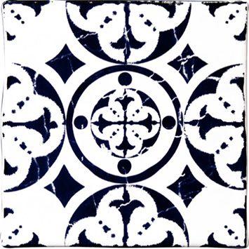 Boden Und Wandfliesen Ostfliesen Manises Arabic Azul Brillo