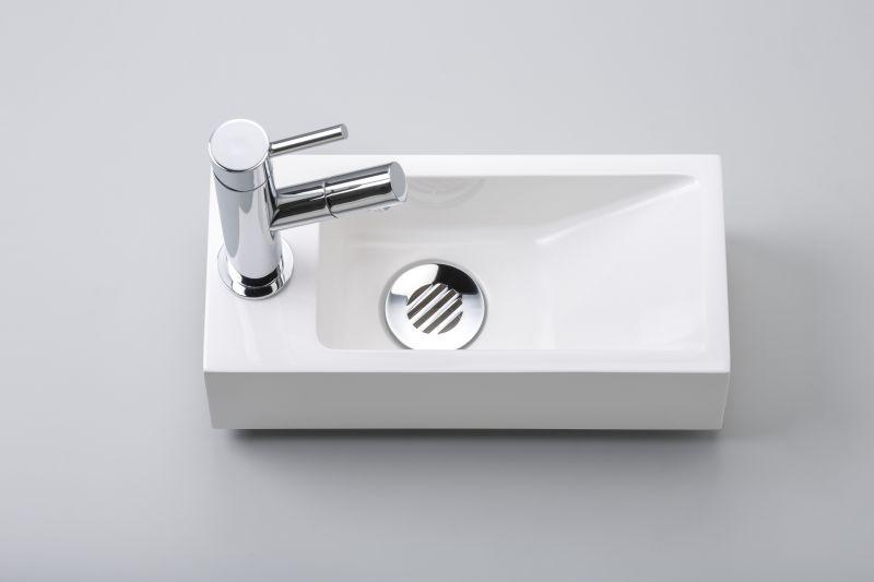 badm bel waschbecken handwaschbecken lave mains waschbecken wc harz tiefe 15 cm montage. Black Bedroom Furniture Sets. Home Design Ideas