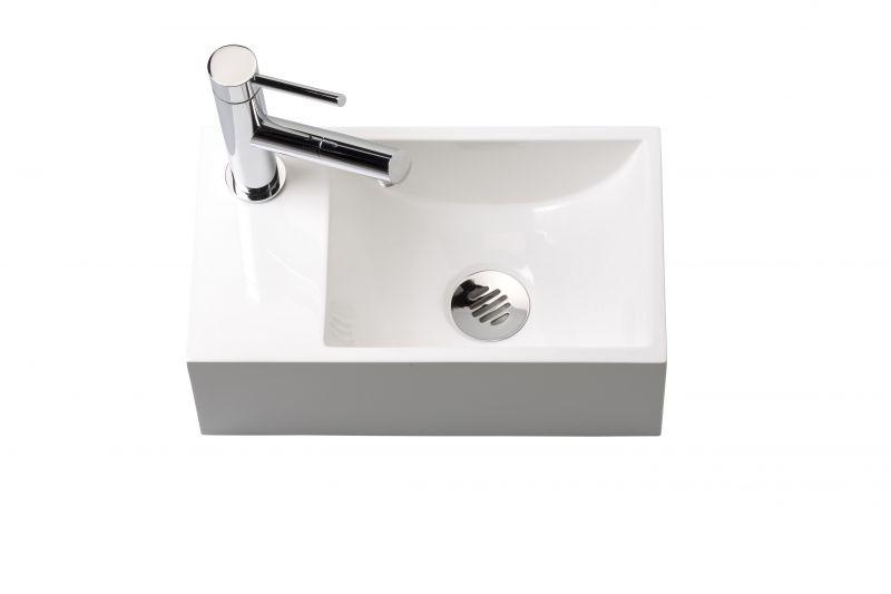 waschbecken wc harz tiefe 20 cm recto 35 b benesan. Black Bedroom Furniture Sets. Home Design Ideas