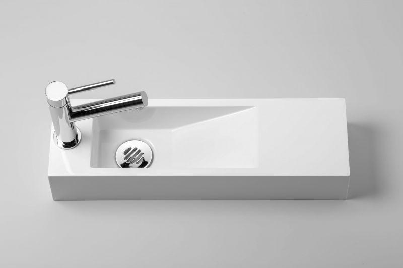 badm bel waschbecken handwaschbecken lave mains g stewaschtisch design wei mineralharz. Black Bedroom Furniture Sets. Home Design Ideas