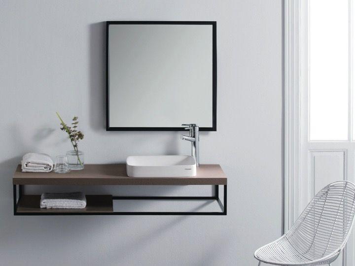 Badmöbel waschbecken handwaschbecken meuble sdb design