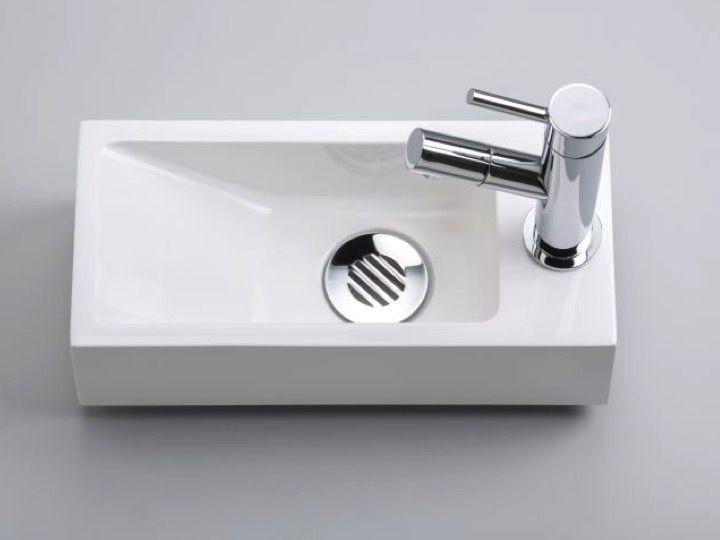 Badmobel Waschbecken Handwaschbecken Lave Mains Waschbecken Wc