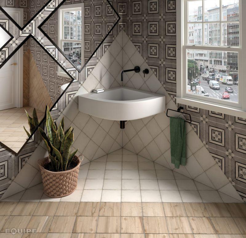 boden und wandfliesen aspect cx ciment capitol grey 20x20 fliesen zementfliesen. Black Bedroom Furniture Sets. Home Design Ideas