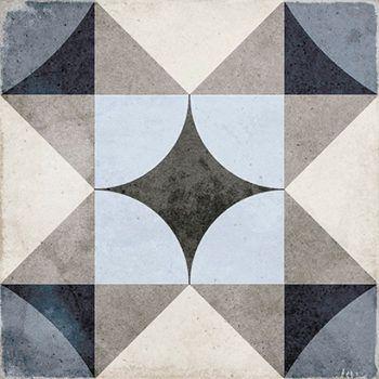 Boden Und Wandfliesen Aspect Cx Ciment PALAIS BLUE X - Fliesen wie zementfliesen