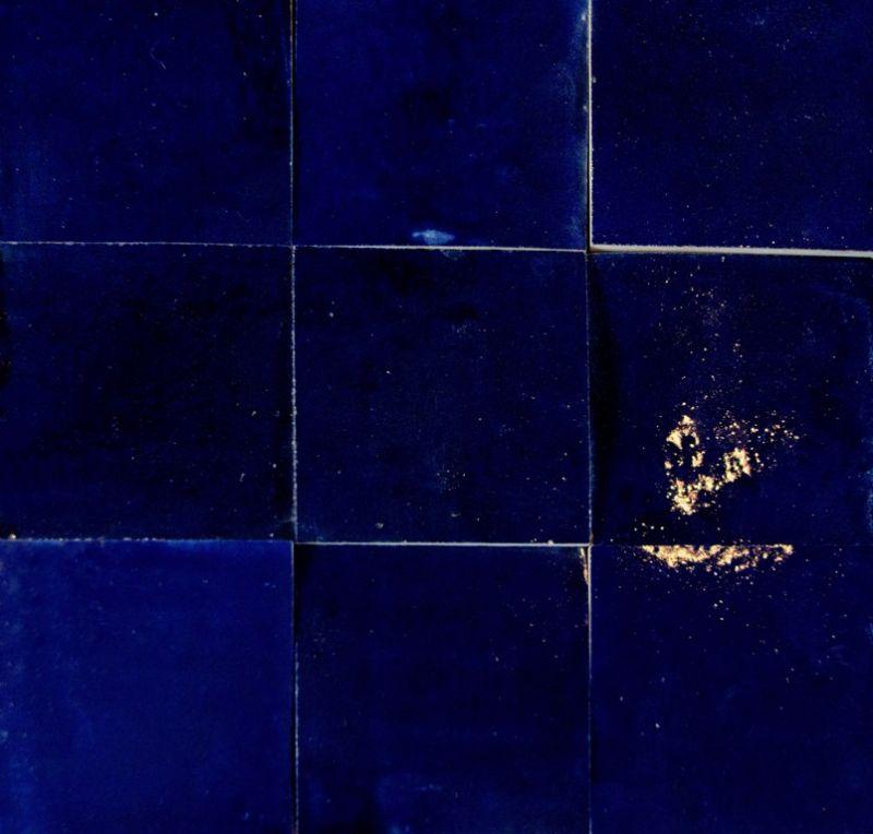 Azulejos genuinos de Zelliges, cerámica marroquí hecha a ...