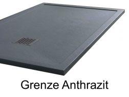 duschwanne mit einer l nge von 65x120 70x120 75x120. Black Bedroom Furniture Sets. Home Design Ideas