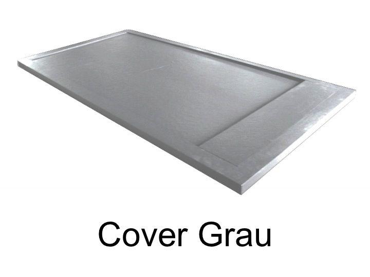 duschwanne longueur 150 duschwanne 150 cm harz cover. Black Bedroom Furniture Sets. Home Design Ideas