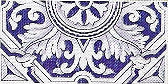 boden und wandfliesen oriental aral azul orientalische fayence fliesen. Black Bedroom Furniture Sets. Home Design Ideas